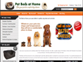 Welcome to Pet Beds at Home  - Best range of quality Pet Beds in the UK