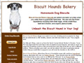 Biscuit Hounds Bakery Homemade Dog Treats
