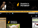 Jasmines Oline Pet Shop