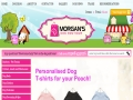 Dogs Clothes, Personalised Dog Clothing and Dog Accessories   Morgan's Dog Boutique