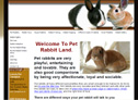 Welcome To Pet Rabbit Land