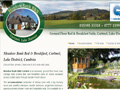 Bed and Breakfast Cartmel Pet friendly | Lake District Cumbria | Meadow Bank B&B