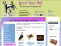 Spoil Your Pet!, all pet care supplies
