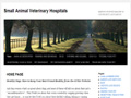 Small Animal Veterinary Hospitals